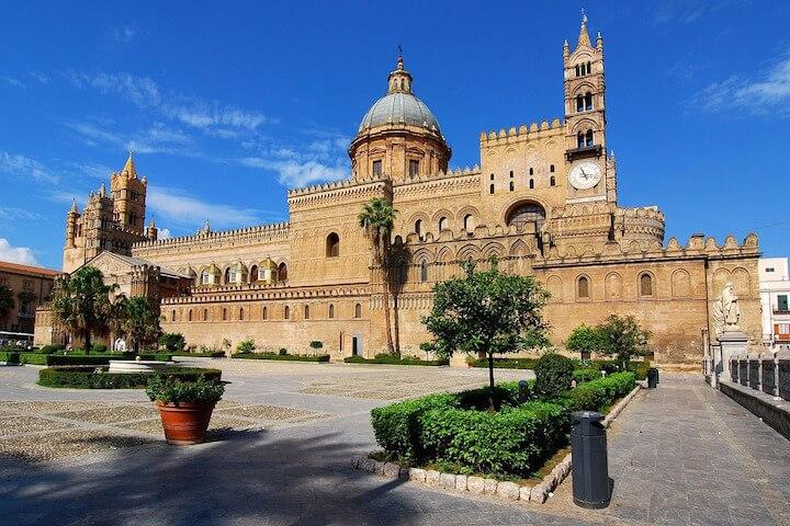 Palermo, first essential destination