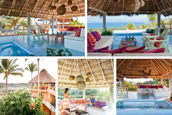 Villa Sayulita - Mexique