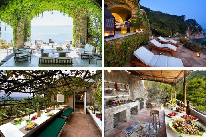 Villa Federica - Côte Amalfitaine