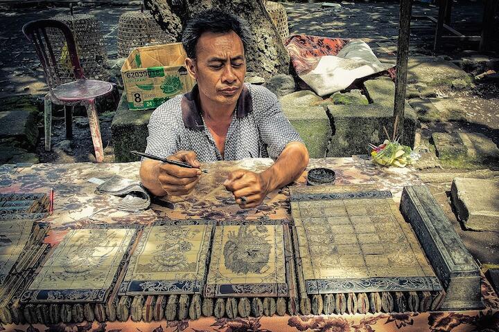 Introducing Balinese art