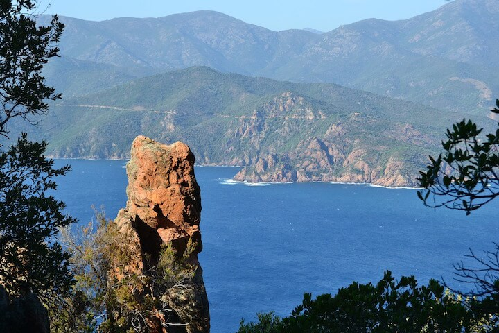 The Scandola Nature Reserve and the Piana Calanques