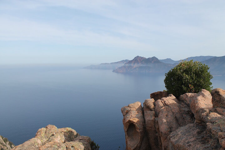 Calanques of Piana Capo Rosso