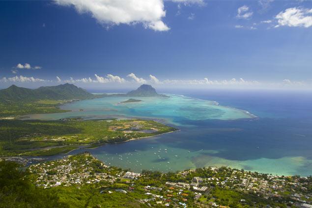Ferienvillen mieten Mauritius Westen