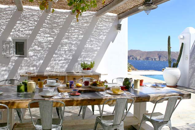 Villa rentals in Mykonos North
