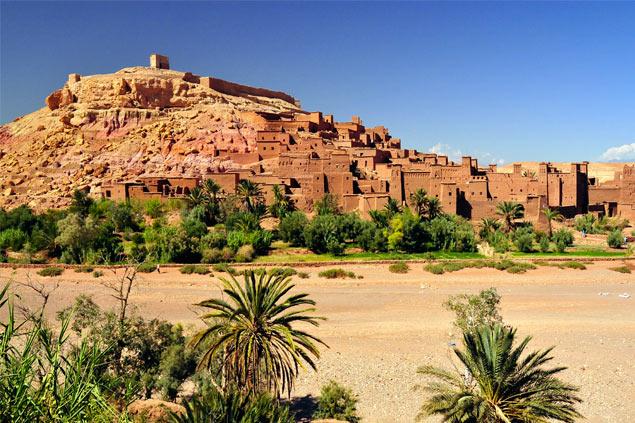 Villa Marokko