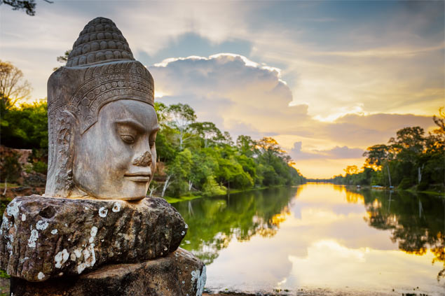 Villa Kambodscha