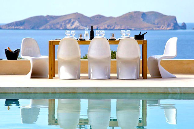 Villa rentals in Ibiza