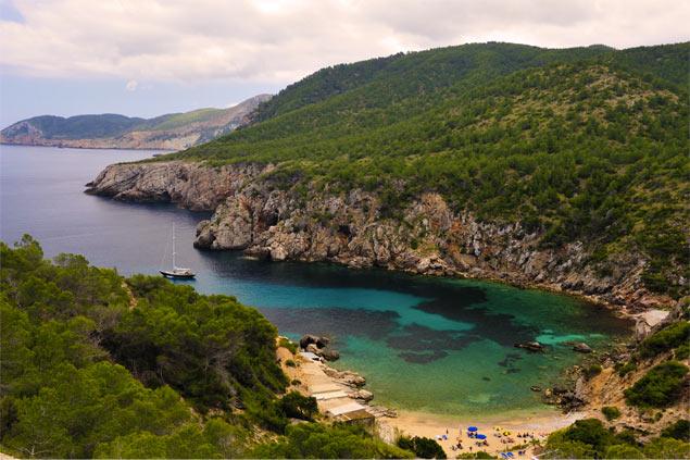 Alquiler de villas en Ibiza Norte