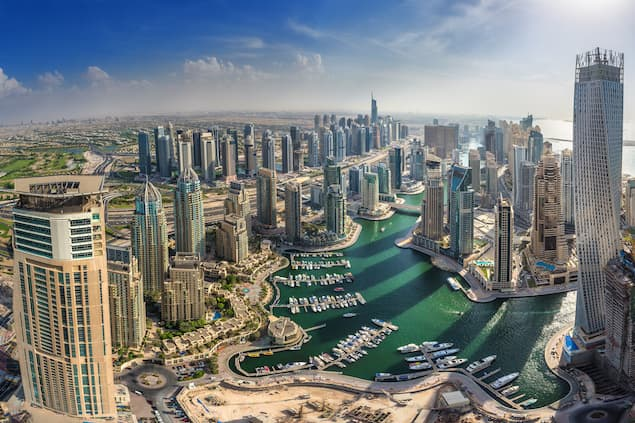 Villa Emirati Arabi Uniti