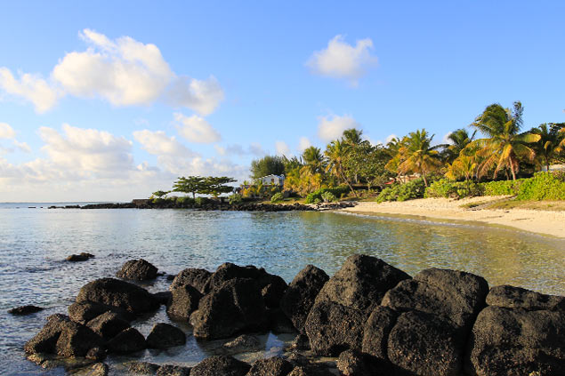 Alquiler de villas en Isla Mauricio Este