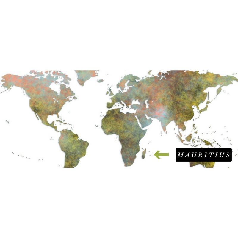 Où est l'Île Maurice ?