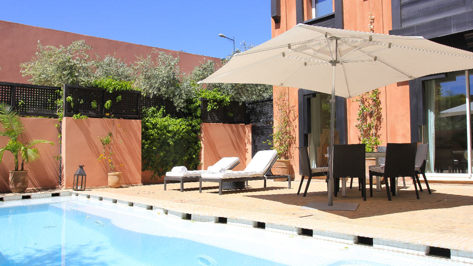 Villa Ryad Lys Blanc, Rental in Marrakech