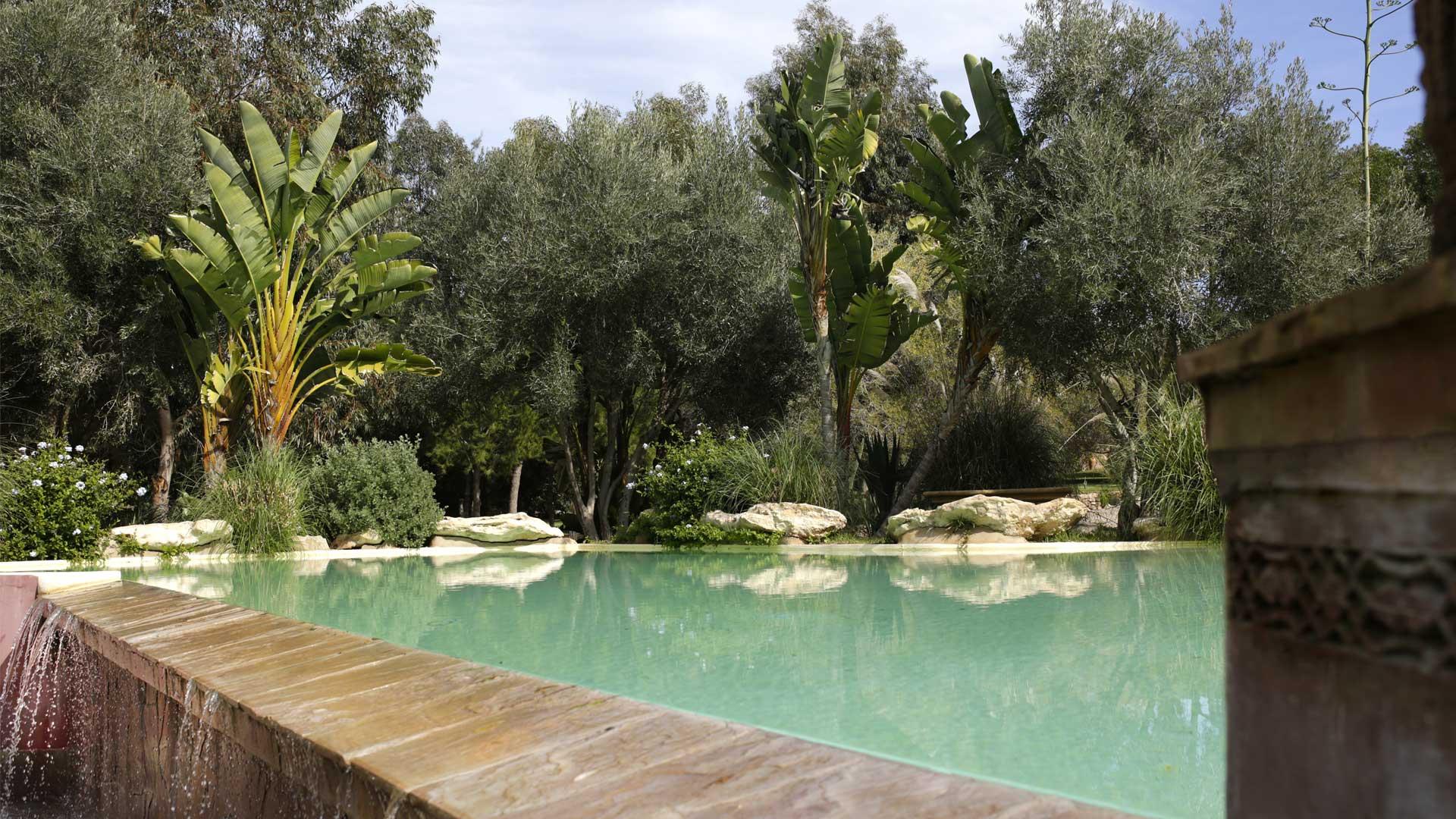 Photos de la villa villa toscane essaouira villanovo - Location villa piscine essaouira ...