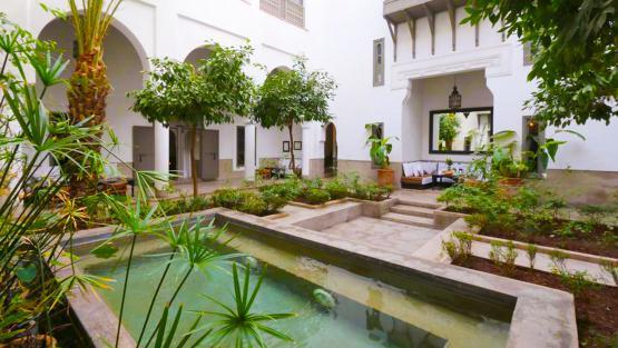Villa Riad Zaouia 44, Rental in Marrakech