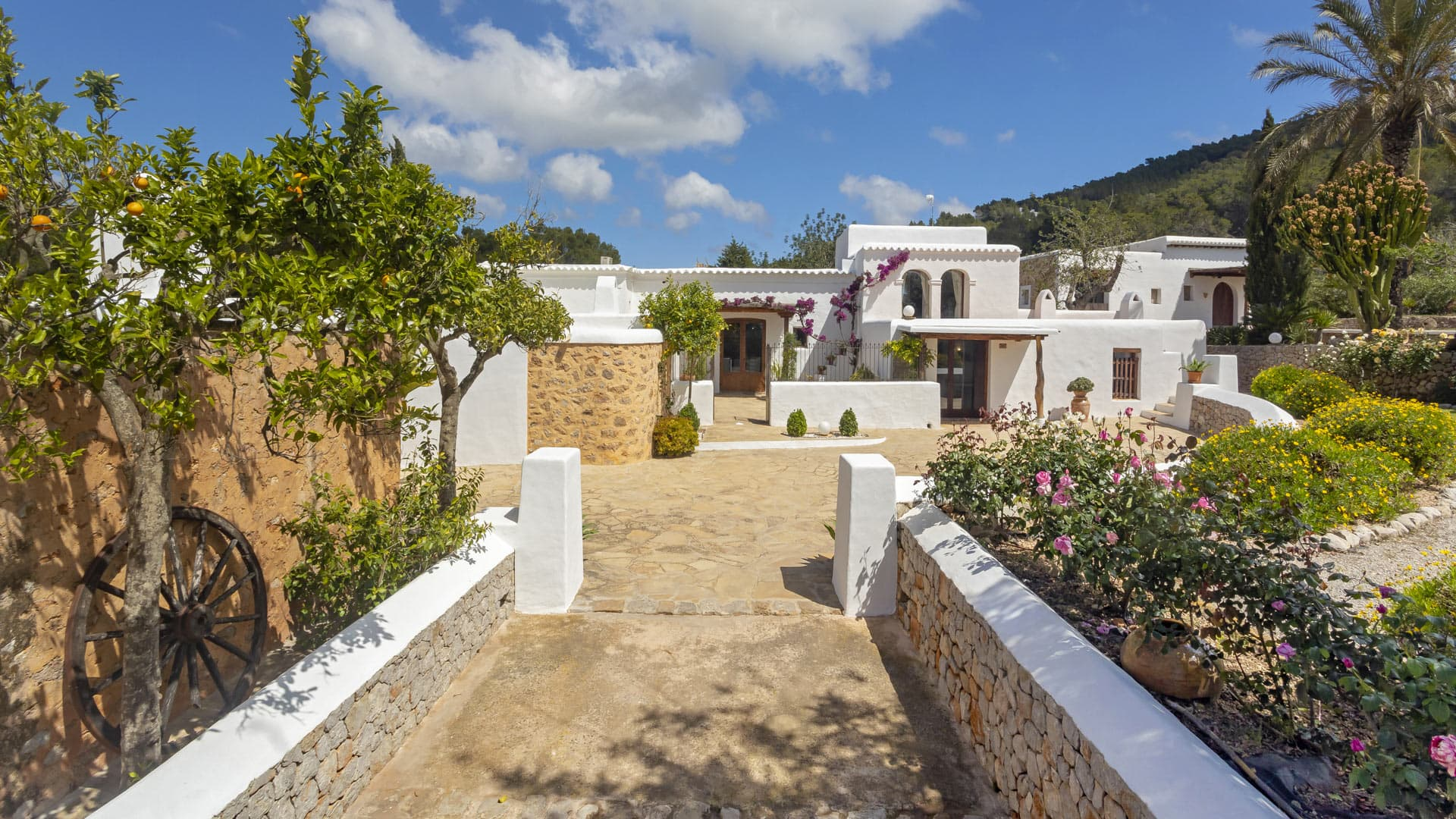 Villa Villa Ibicenco, Location à Ibiza