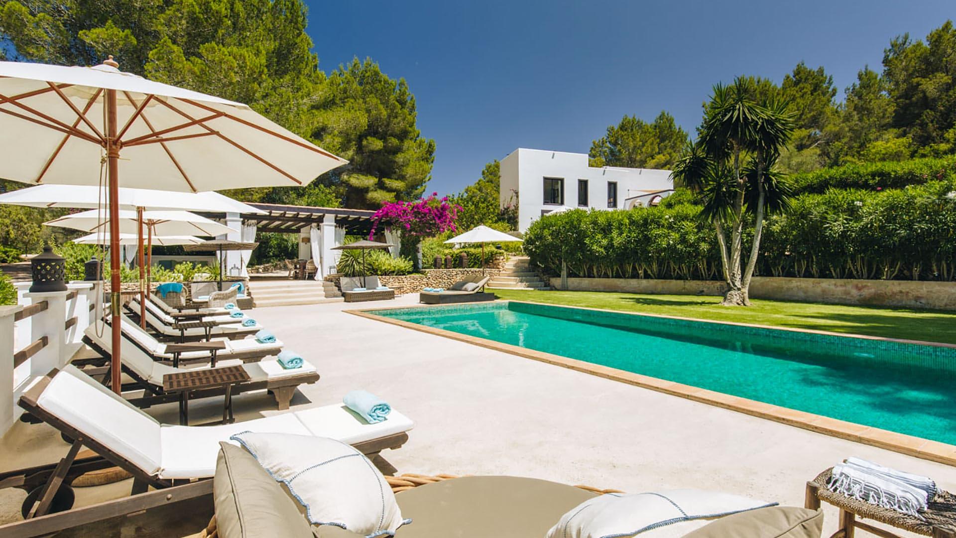 Villa Villa Rafael, Location à Ibiza