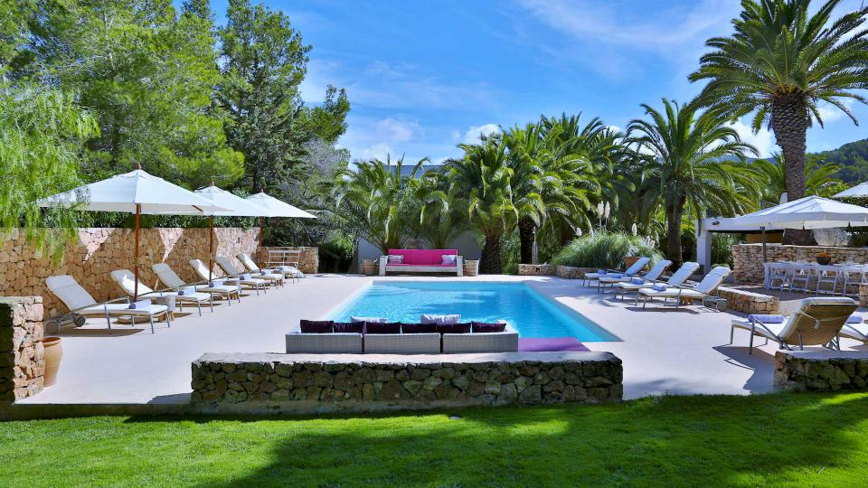 Villa Can Ivy, Location à Ibiza