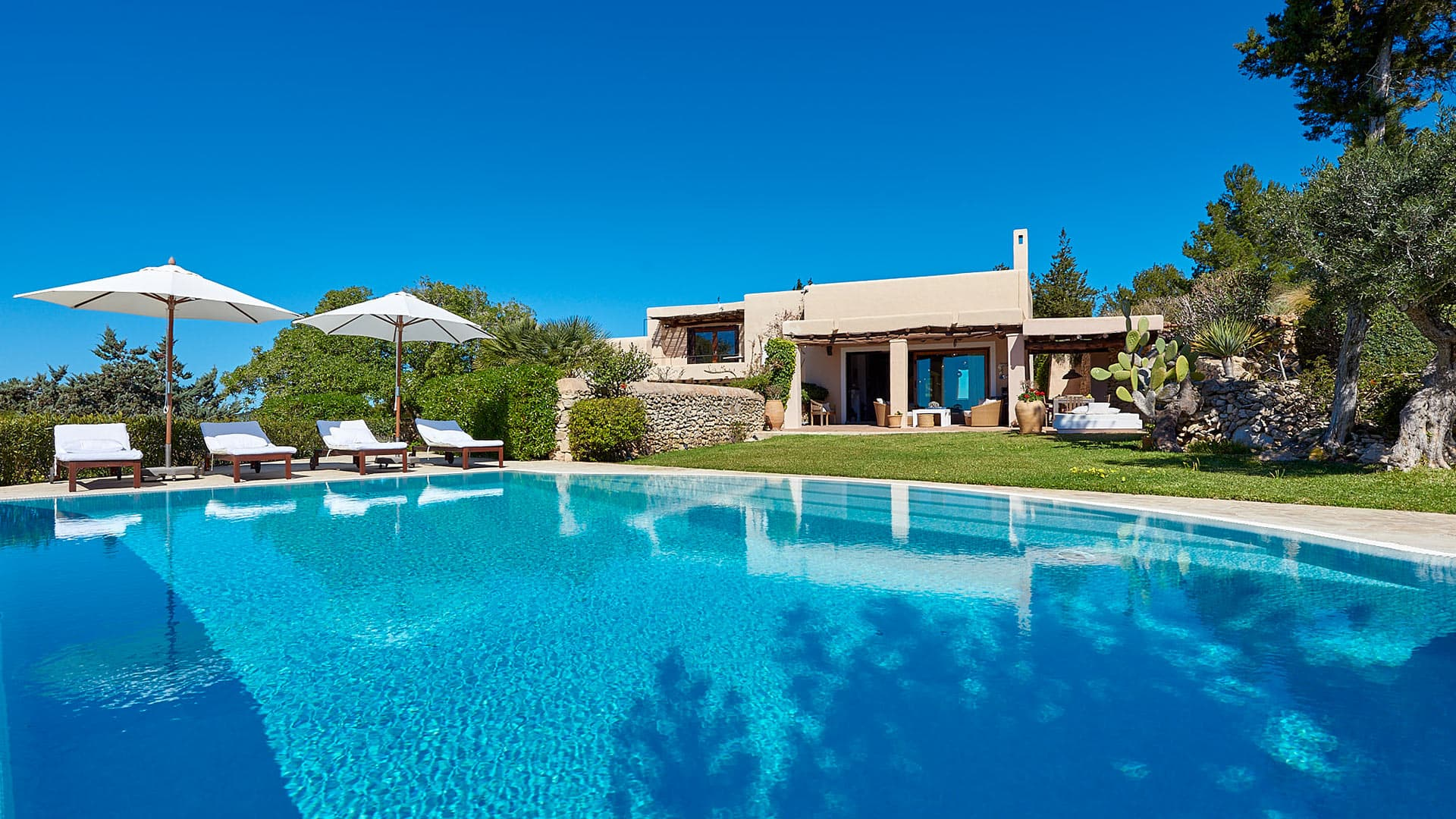 Villa Villa 809, Rental in Ibiza