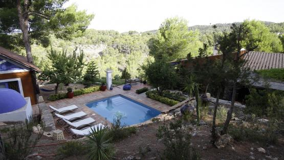 Villa Villa 705, Location à Ibiza