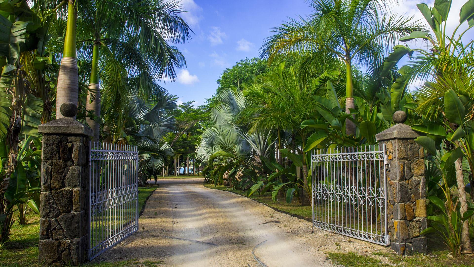 Villa Villa Om Shanti, Alquiler en Isla Mauricio Este