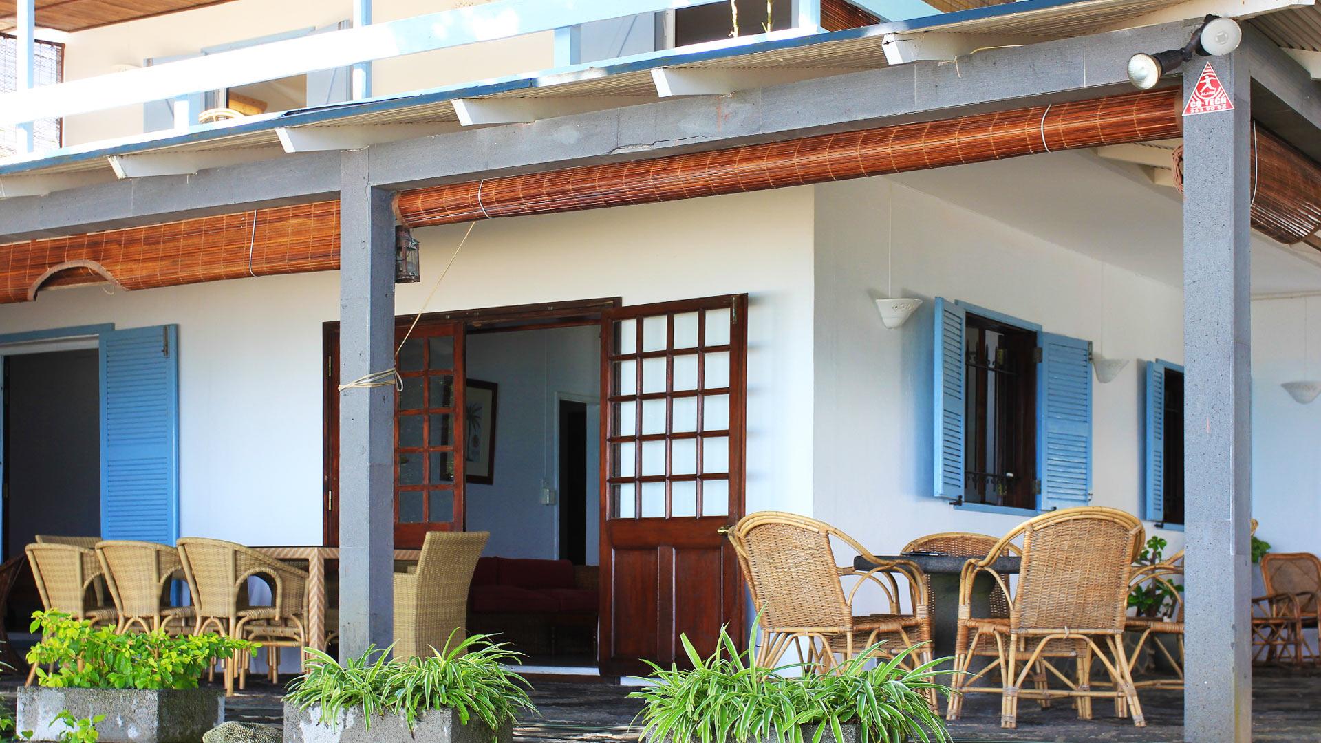 photos de la villa serenit le maurice nord villanovo. Black Bedroom Furniture Sets. Home Design Ideas
