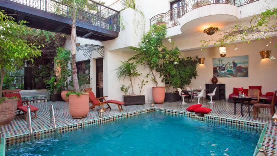 Villa Dar Doukkala, Alquiler en Marrakech