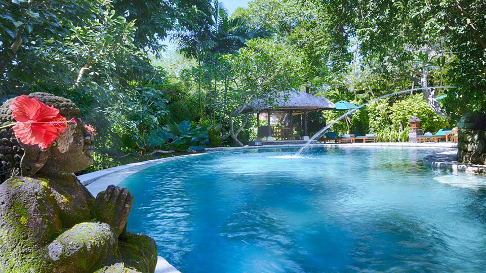 Villa Bougainvillea, Rental in Bali