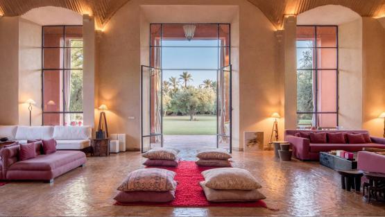 Villa Villa Ursula, Ferienvilla mieten Marrakesch
