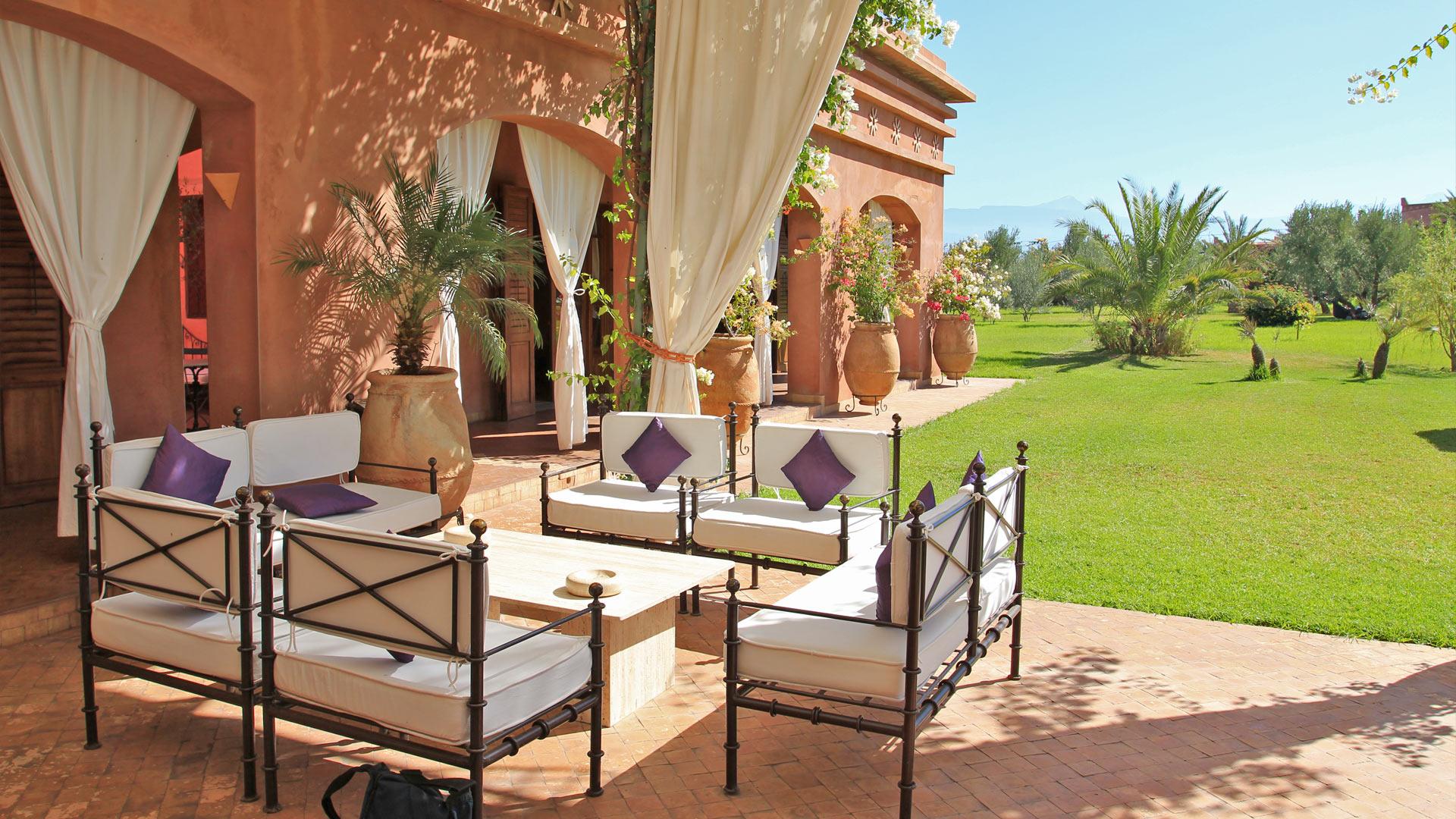 Villa Villa Akala, Location à Marrakech