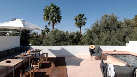 Villa Dar 118, Location à Marrakech