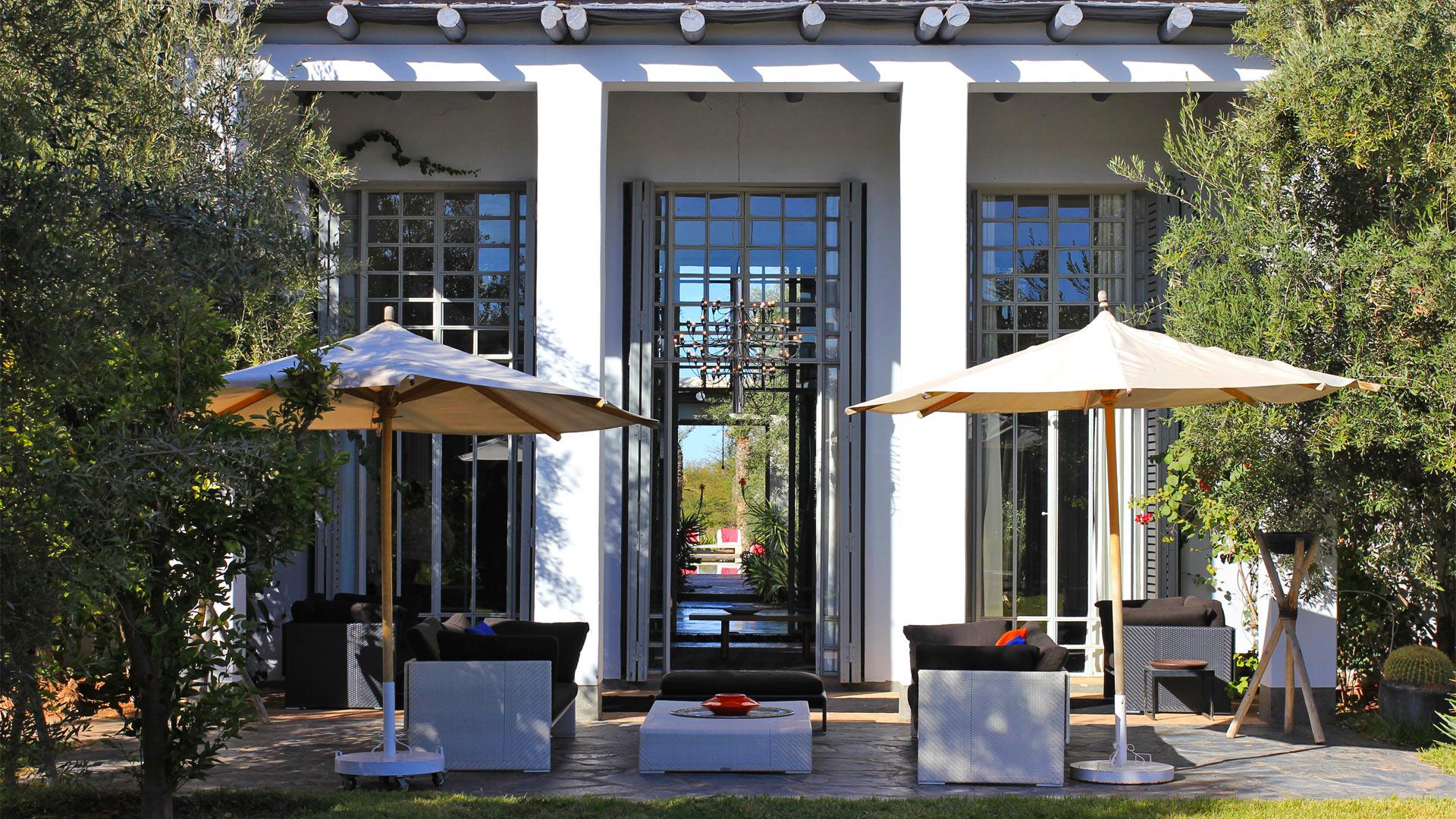 Villa In Marrakesch Mieten