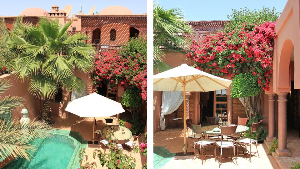 Villa Villa Aida 1, Location à Marrakech