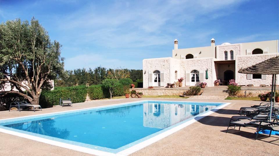 Photos de la villa dar nadia essaouira villanovo - Location villa piscine essaouira ...