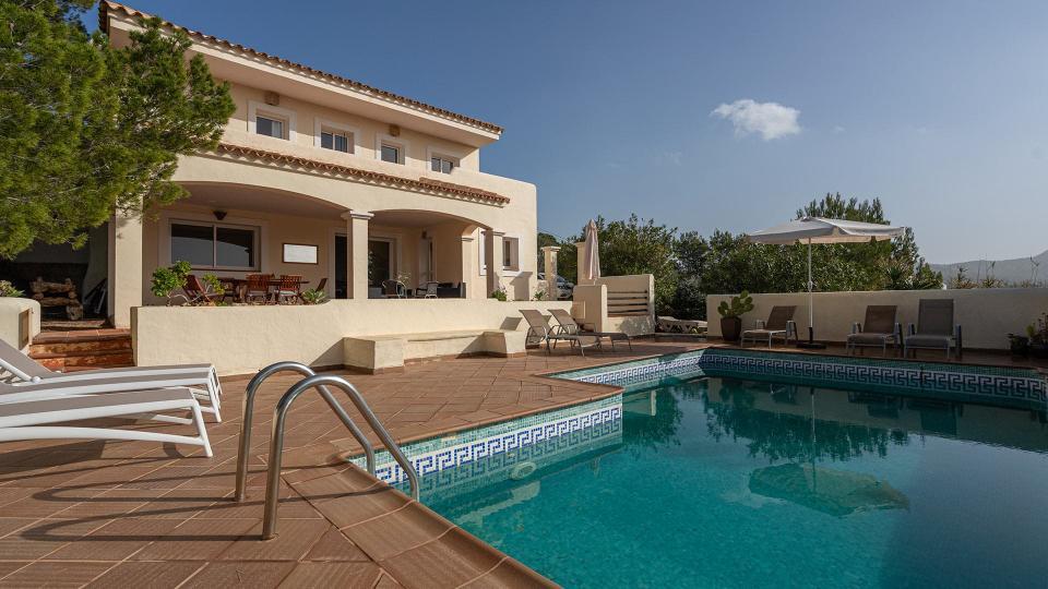 Villa Villa Coral Mar, Location à Ibiza
