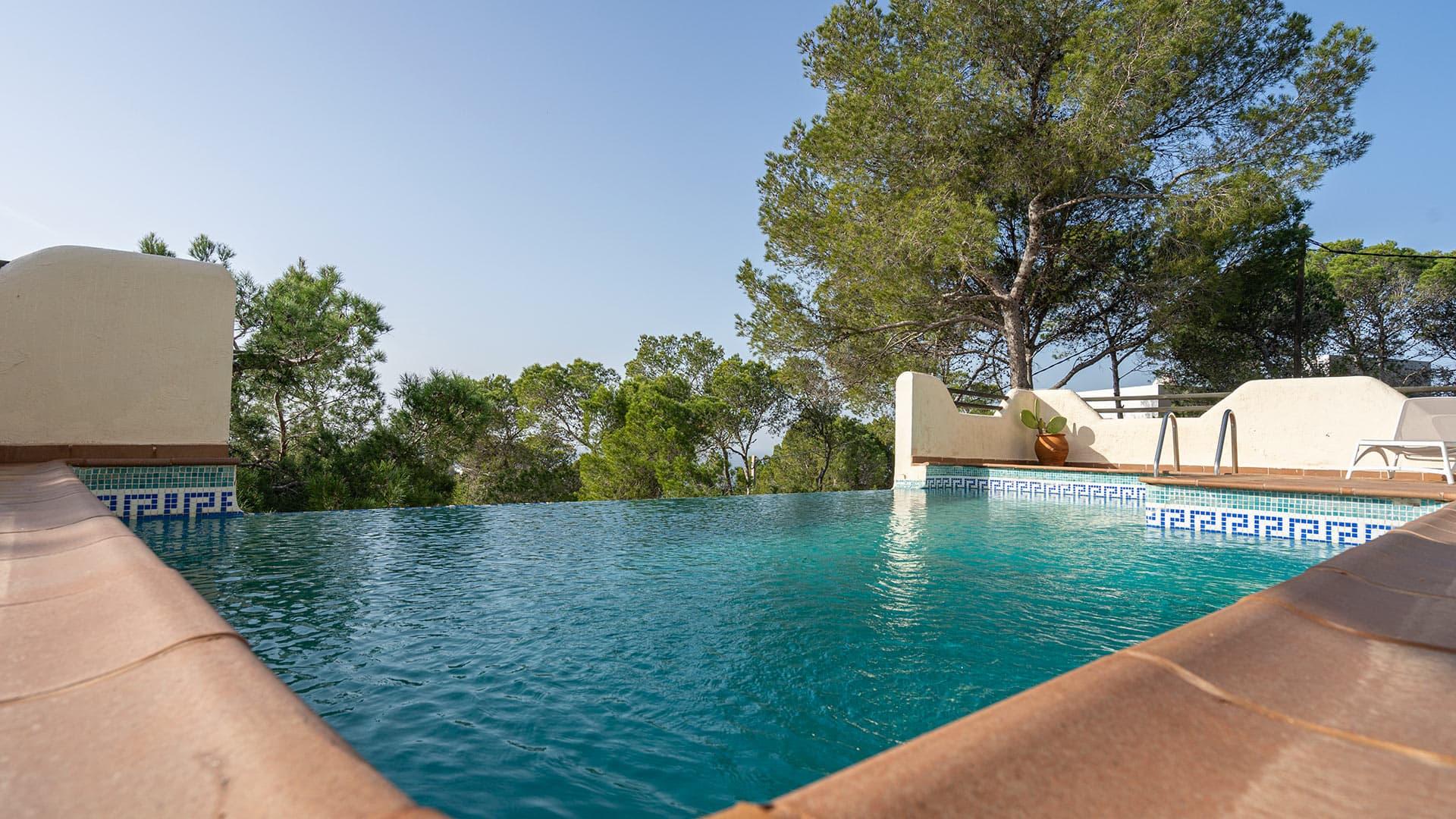 Villa Villa Coral Mar, Rental in Ibiza