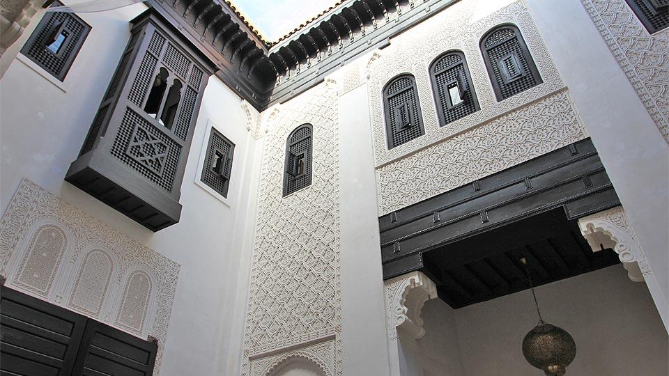 Villa Riad Medersa, Location à Marrakech