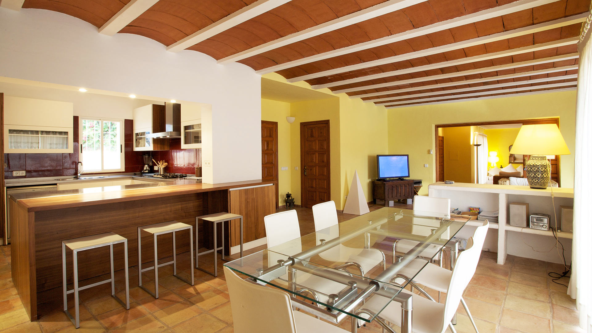 Villa Villa 776, Rental in Ibiza