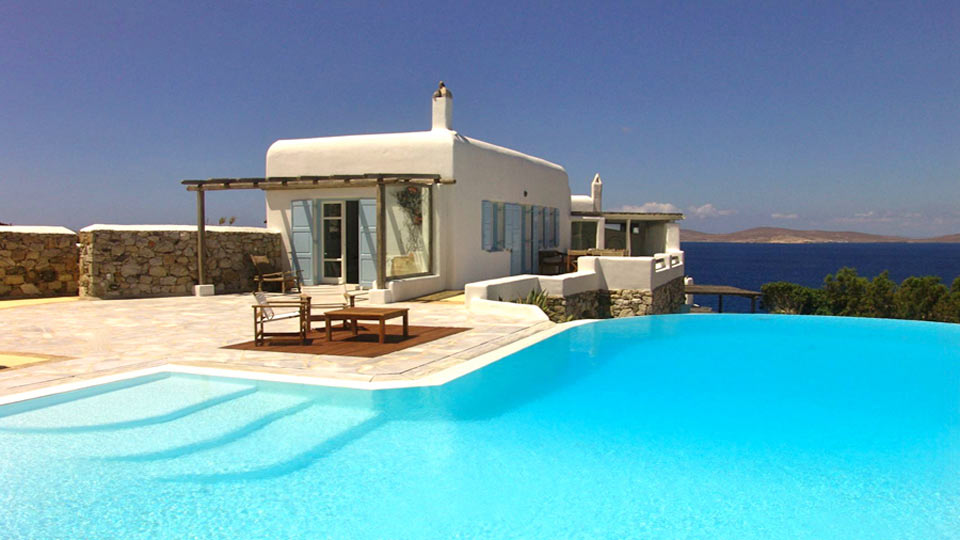 Villa Villa Anna, Location à Cyclades - Mykonos
