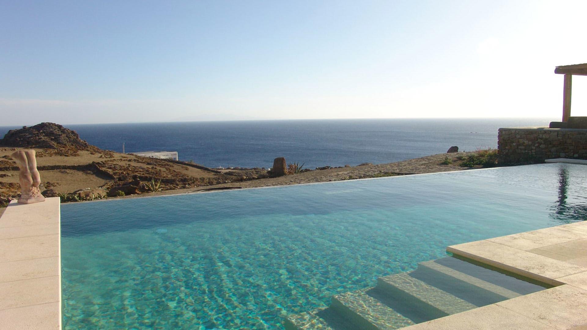 Villa Villa Pelka, Location à Cyclades - Mykonos