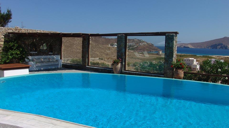 Villa Villa Sophocle, Location à Cyclades - Mykonos