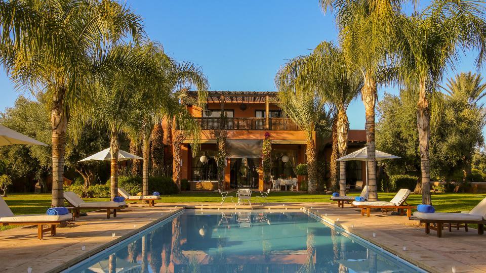 Villa Villa des Jardins, Location à Marrakech