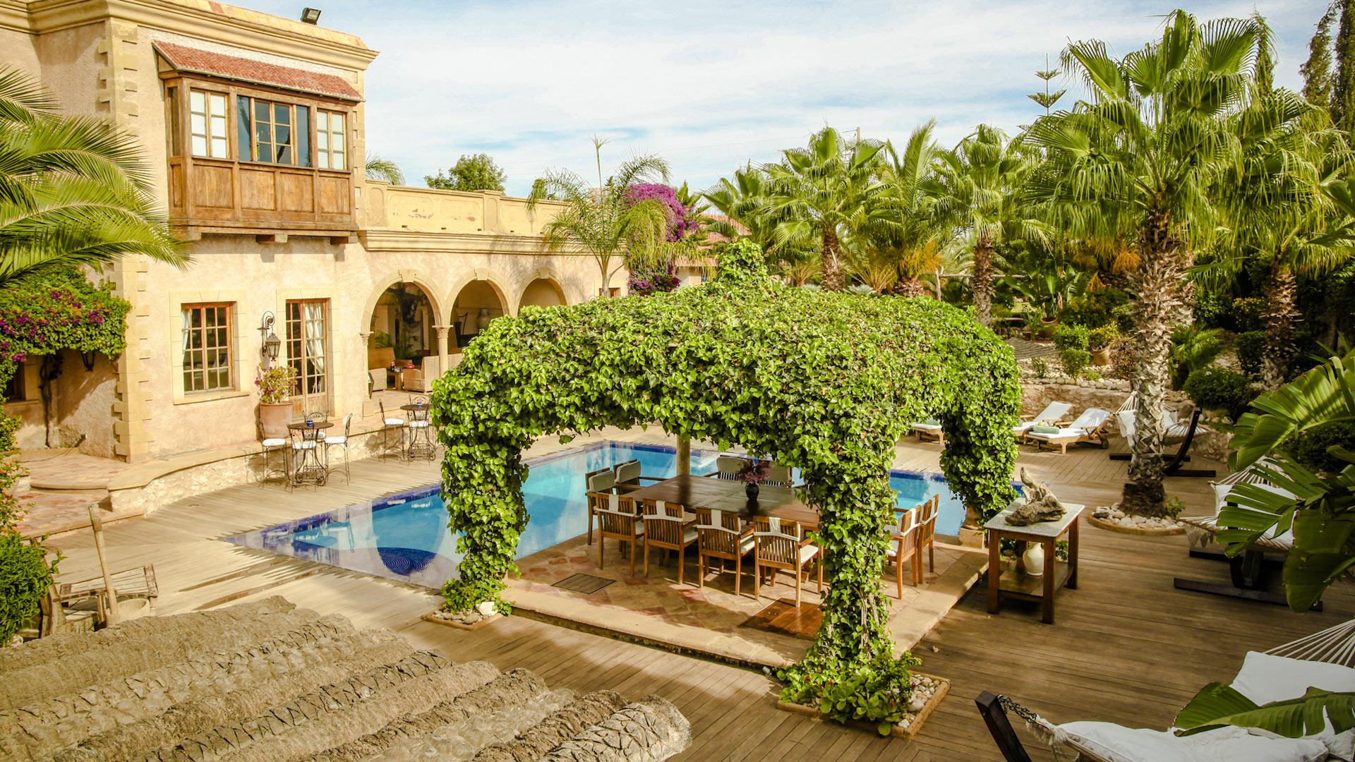 Villa Dar El Salam, Location à Essaouira