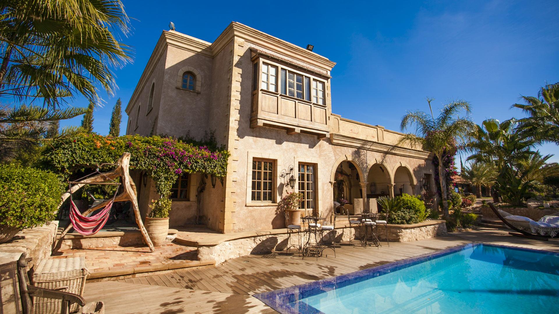 Villa Dar El Salam, Rental In Essaouira