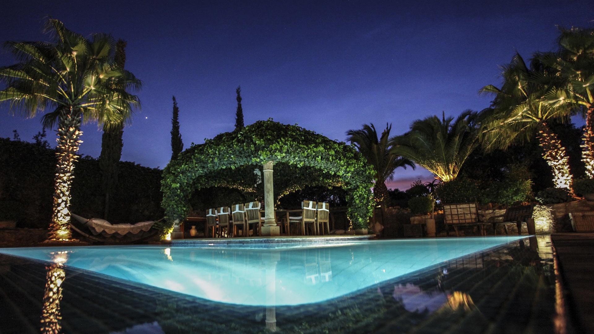 Photos de la villa dar el salam essaouira villanovo - Location villa piscine essaouira ...