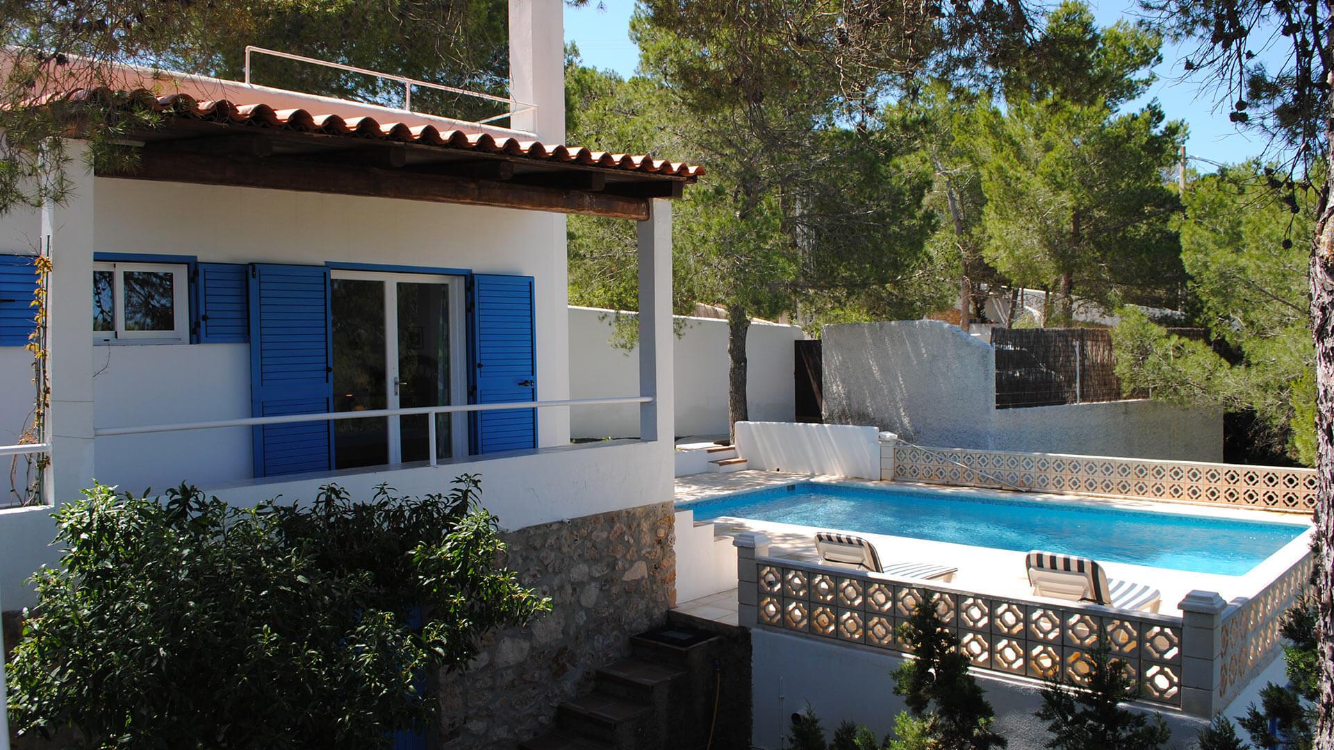 Villa Villa 656, Location à Ibiza
