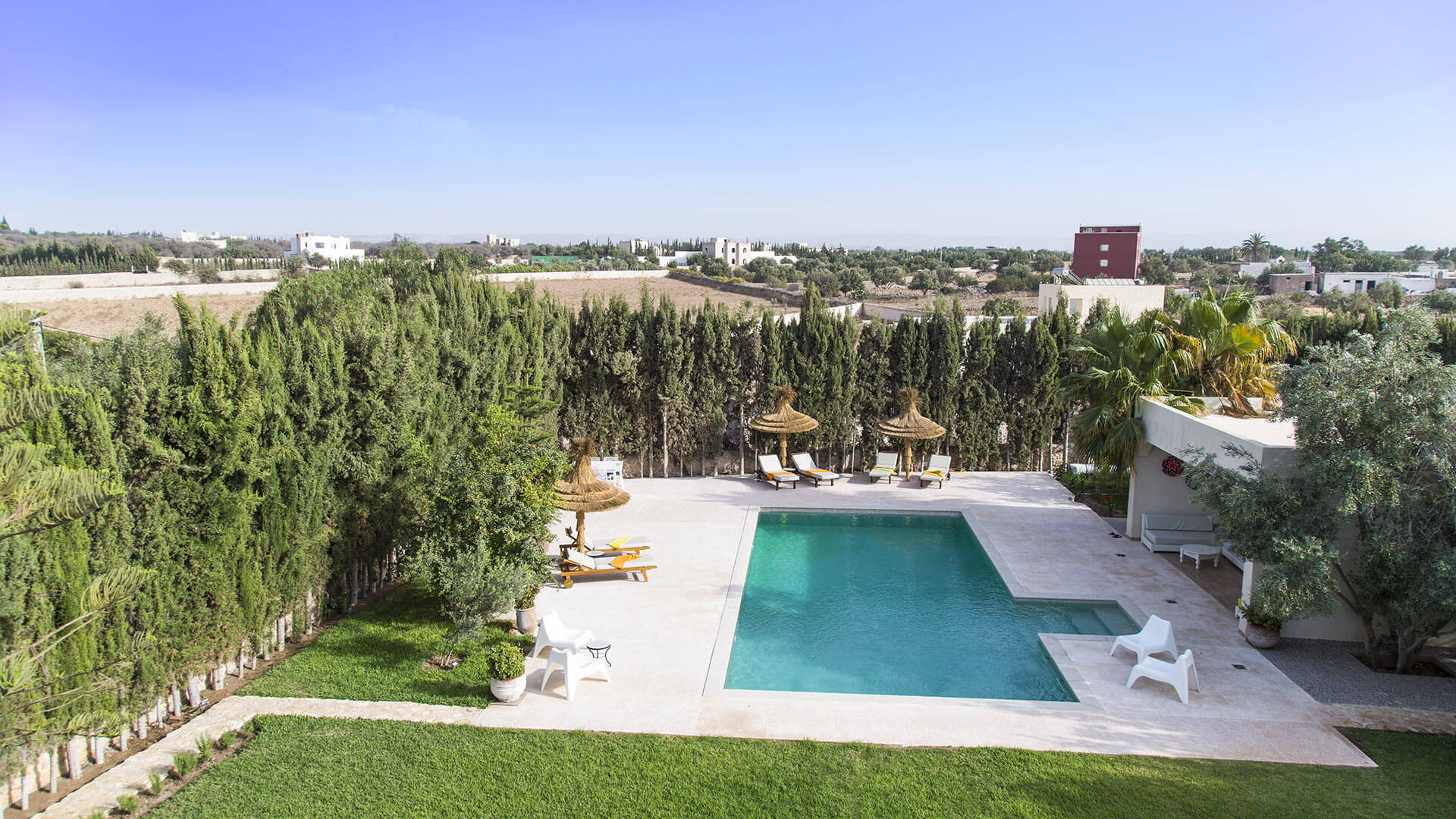 Villa Maison Illi, Location à Essaouira