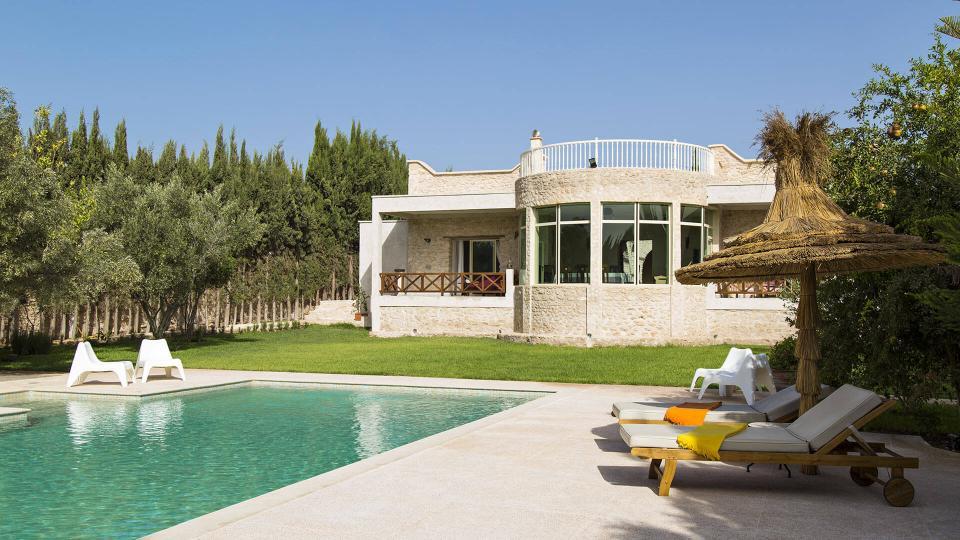 Villa Maison Illi, Rental in Essaouira