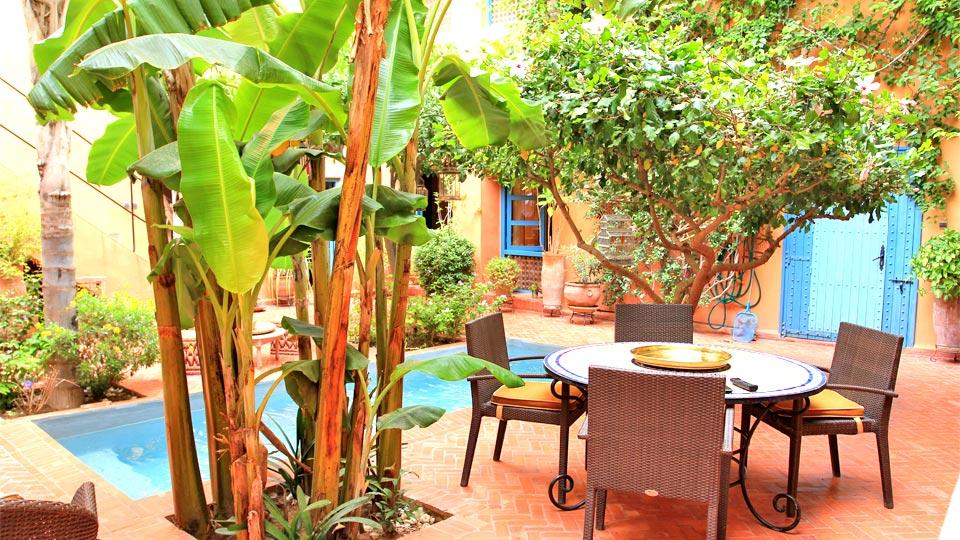 Villa Riad Hessein, Location à Taroudant