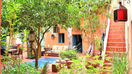 Villa Riad Hessein, Affitto a Taroudant