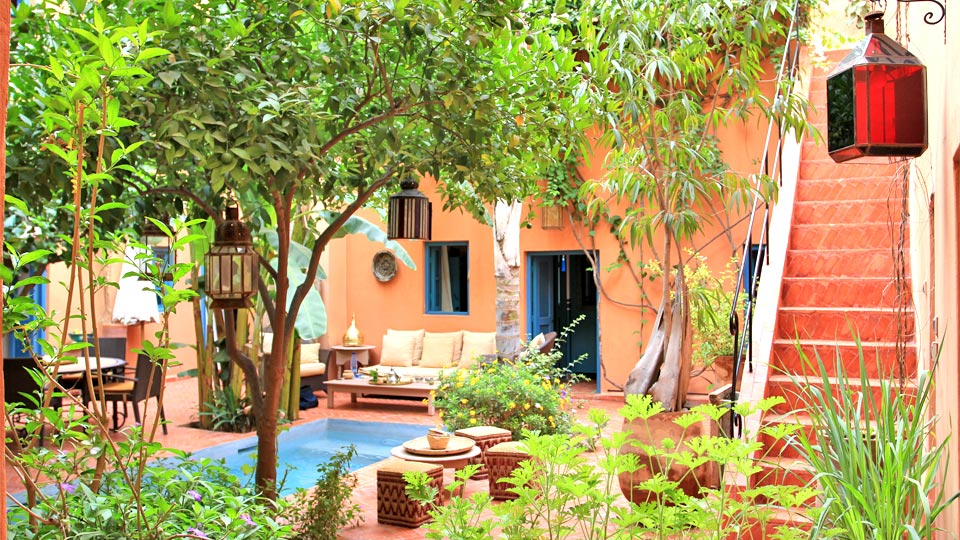 Villa Riad Hessein, Rental in Taroudant